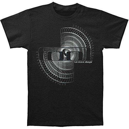 FEAMerch Tool Band Spiro ll Eye Logo T-Shirt (Small) Black