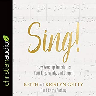 Sing! audiobook cover art