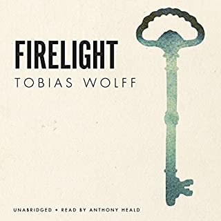 Firelight                   By:                                                                                                                                 Tobias Wolff                               Narrated by:                                                                                                                                 Anthony Heald                      Length: 28 mins     2 ratings     Overall 4.0