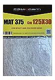MAT Fibra di Vetro, 375 GR/mq, Prima Scelta, appretto emulsione, per Resina epossidica, vinilestere...