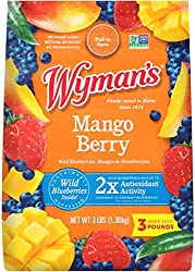 Wyman's of Maine, Mango Berry, 3 Pound (Packaging May Vary)