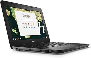 DELL Chromebook 11 3189 , Intel Celeron N3060, 11.6 Inch TOUCHSCREEN X 360 CONVERTABLE 4GB 16GB SSD, CHROME OS, ENGLISH KEYBOARD, BLACK