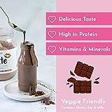 Zoom IMG-1 cute nutrition shake al cioccolato