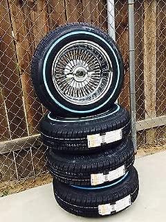100 spoke wire wheels