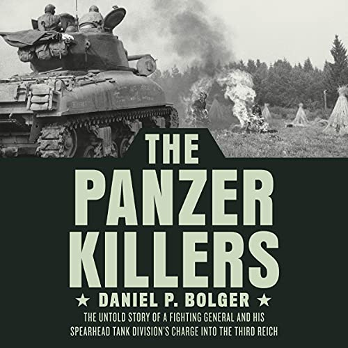 The Panzer Killers cover art
