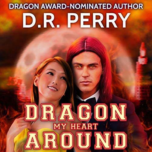 Couverture de Dragon My Heart Around