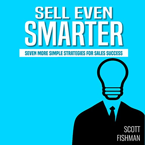 Sell Even Smarter audiobook cover art