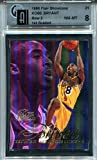 Kobe Bryant 1996-97 Fleer Flair Showcase Rookie Card (GA)