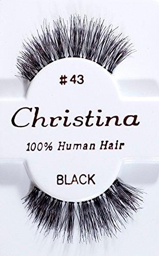 Christina Eyelashes 60packs #43 by Christian