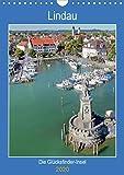 Lindau. Die Glücksfinder-Insel (Wandkalender 2020 DIN A4 hoch)