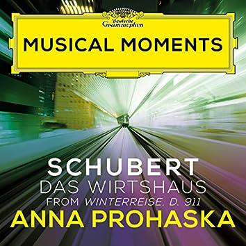 Schubert: Winterreise, D. 911: 21. Das Wirtshaus (Musical Moments)