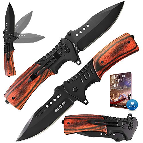 Grand Way- Military EDC Best Camping Knife