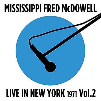 Live in New York (1972), Vol. 2
