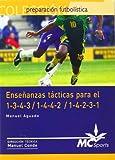 Enseñanzas tácticas para el 1-3-4-3/ 1-4-4-2 y 1-4-2-3-1 (Preparacion Futbolistica)