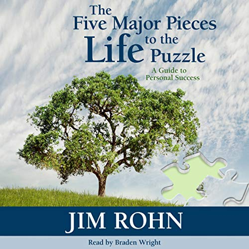 Page de couverture de The Five Major Pieces to the Life Puzzle