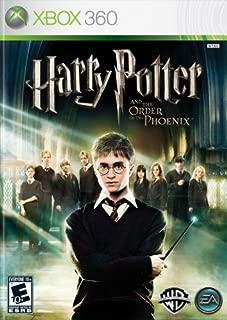 Harry Potter Order of the Phoenix - Xbox 360
