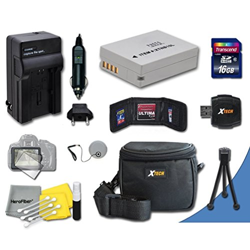 Ideal Accessory Kit for Canon Powershot SX50 HS,...