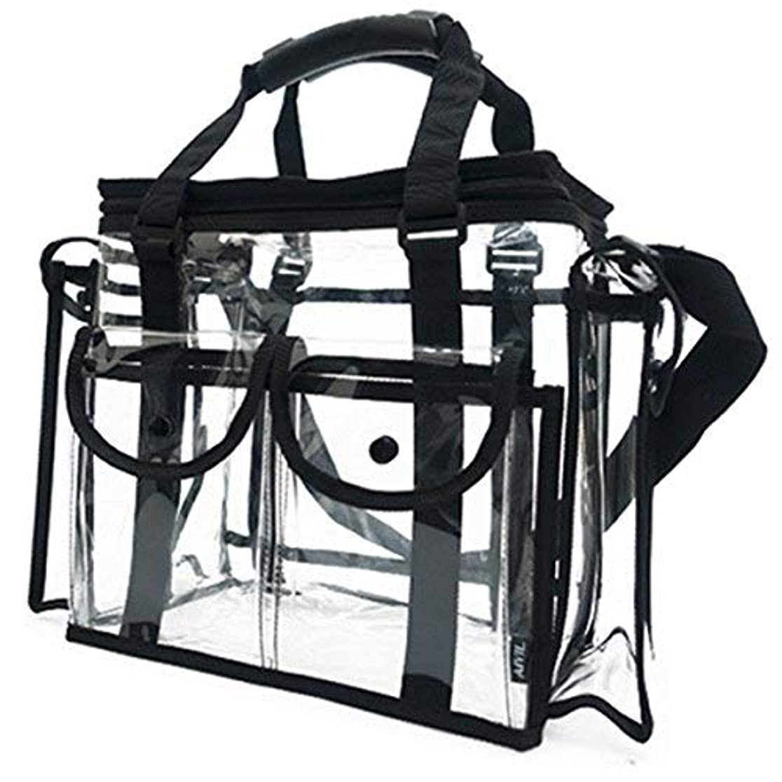 カフェ雪の血統トリコインダストリーズ アイビル クリアロケーションバッグ