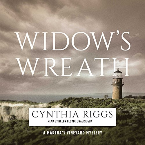 Widow's Wreath audiobook cover art