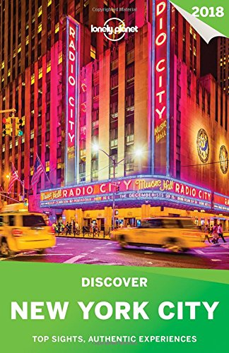 Lonely Planet Discover New York City 2018 (Travel Guide)