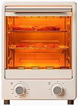 KELITE Mini Four Ménage Four électrique Multifonctionnel 12L Capacité de Grande capacité 60 Minutes Minuterie 900W 100 ° ...