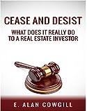 Cease and Desist (English Edition)