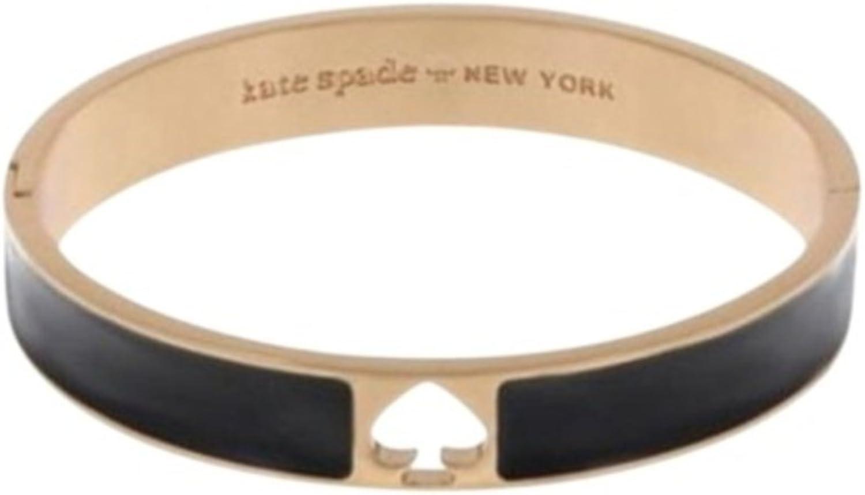 Kate Spade New York Spade Hinged Bangle Bracelet