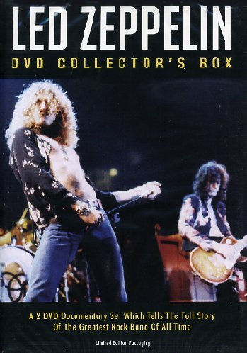 Led Zeppelin - The Dvd Collector'S B - Dvd