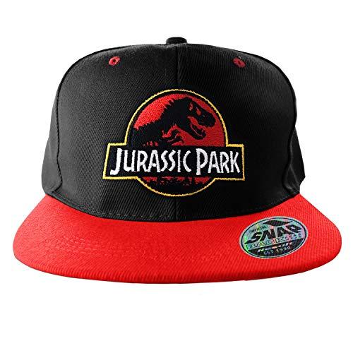Jurassic Park - Universal Picture Officially Licensed - Baseball Cap, Basecap Unisex Baseball Kappen
