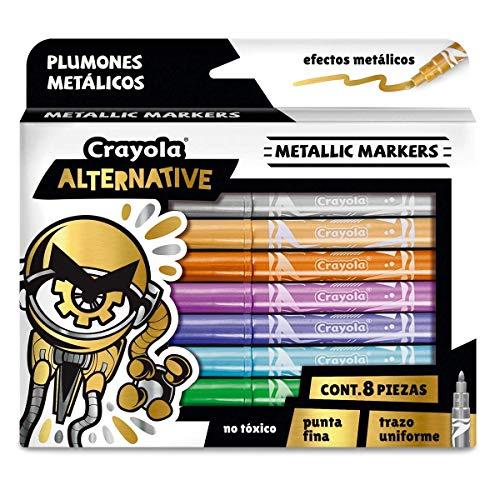 crayola alternative puntas dobles fabricante CRAYOLA
