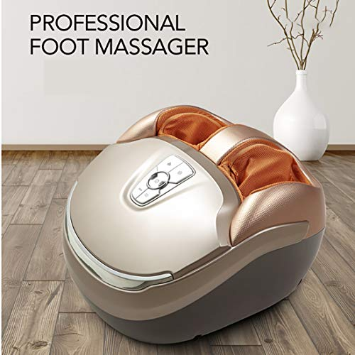 Best Deals! MOKY Foot Massager Machine with Heat - Electric Feet Massage with Adjustable Deep Tissue...
