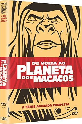 De Volta Ao Planeta Dos Macacos ( Animação )