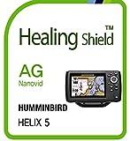 Protection d'écran pour Humminbird, Anti-reflet Mat Protecteur d'écran LCD Shield Guard Guérison Shield extérieur Film HUMMINBIRD Helix 5