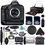 Canon 6Ave EOS-1D X Mark II DSLR Camera (Body Only) International Version (No Warranty) + Epson SureColor P800 Inkjet Printer + 16GB & 32GB SDHC Class 10 Memory Card + Carrying Case Bundle