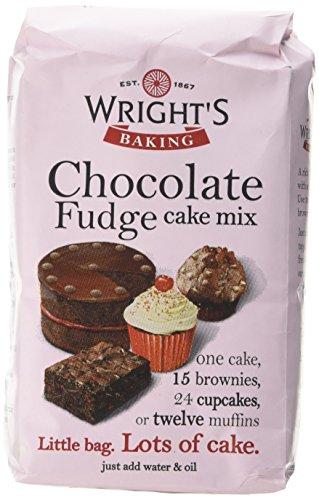 Wrights Chocolate Fudge Cake Mix, 500g
