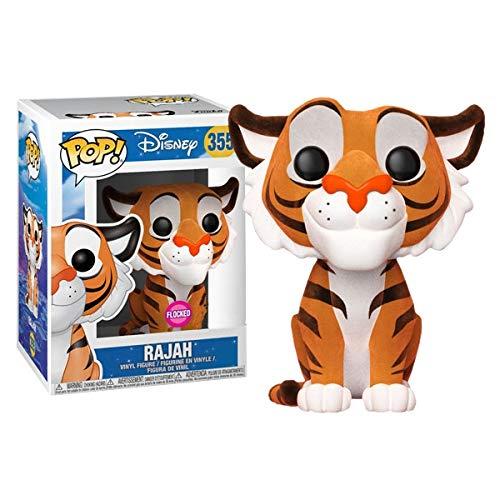 Funko POP!: Disney: Aladdin: Rajah + caja protectora