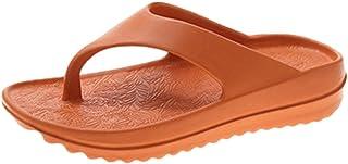Tongs Sandales De Plage Sandales Antidérapantes Chaussures De Marche sur La Plage Chaussures Flop D'été avec Arch Support ...