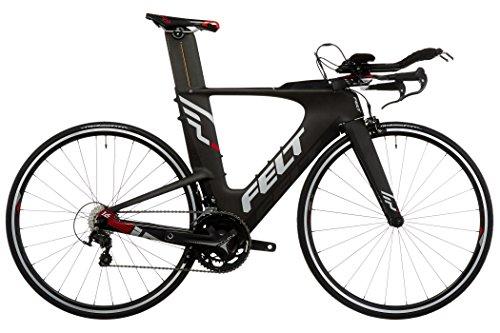 Felt IA16 - Bicicletas triatlón - negro Tamaño del cuadro 54 cm 2017