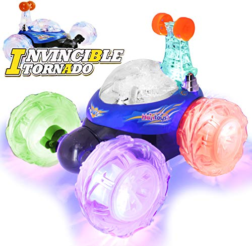 Our #2 Pick is the Haktoys Blue Invincible Tornado Twister