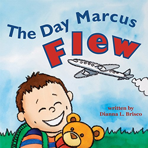The Day Marcus Flew audiobook cover art