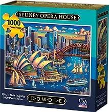Dowdle Jigsaw Puzzle - Sydney Opera House - 1000 Piece