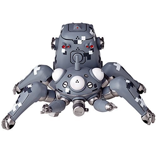 Ghost In The Shell Revoltech Tachikoma Camouflage Version Series No.126EX Figure