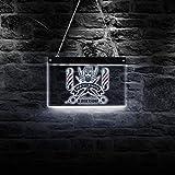 30cm * 19cm Logotipo de barbería impreso personalizado Tabl