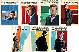 The Mentalist: Complete Series Seasons 1 - 7 (DVD)
