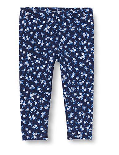 UNITED COLORS OF BENETTON Leggings, Bleu (Sassafras 73w), 68 Mixte bébé