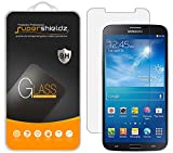 (2 Pack) Supershieldz Designed for Samsung (Galaxy Mega 2) Tempered Glass Screen Protector, Anti Scratch, Bubble Free