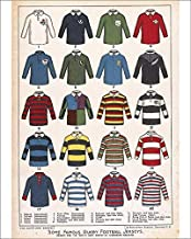 Empire Merchandising 653307 Rugby Ruckley Lets Play Articles Sport England Poster 61 x 91.5 CM