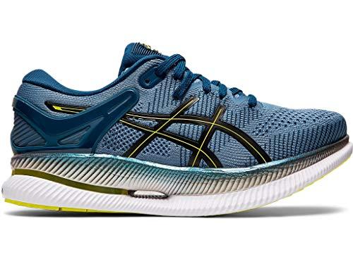 ASICS MetaRide Zapatillas de running para mujer, azul (Hilo gris/negro.), 39 EU