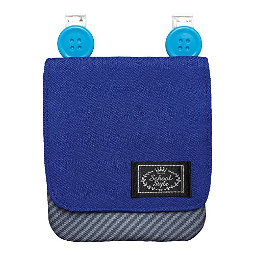 ソニック 移動ポケット ファッションポケット スマート ブルー GS-7145-B