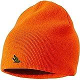 Seeland - Berretto reversibile da caccia, colore arancione